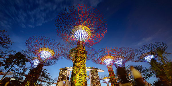 six things you have to do in Singapore