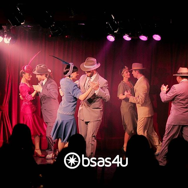 Tango show performed infront of a BSASTours4U crowd